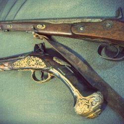senoviniai-ginklai