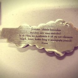 sidabrinis-sauktas graviruotas