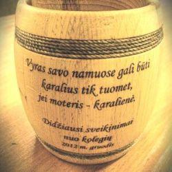 medaus statinaite-dovana-vestuvine