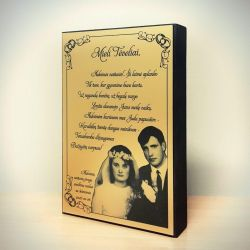 dovana teveliams-auksiniu-vestuviu-proga