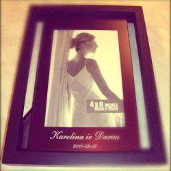 vestuviu-dovana-foto-remelis su vardais ir data