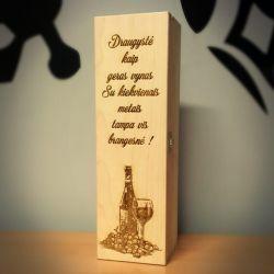 medine vyno-dezute-draugyste kaip vynas